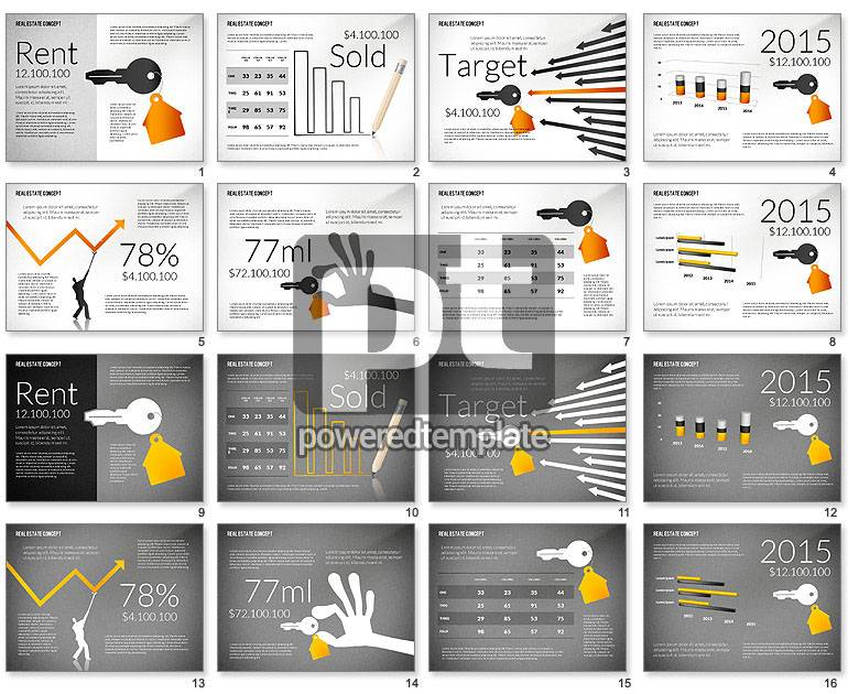 Real Estate Presentation Templates