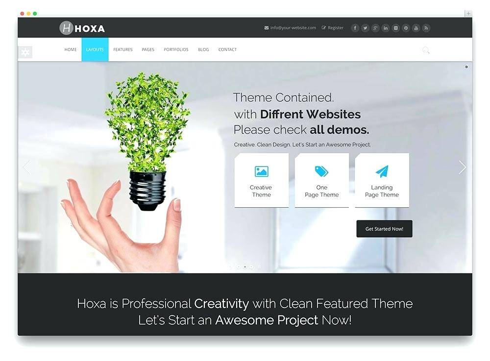 Responsive Web Design Template Dreamweaver Free