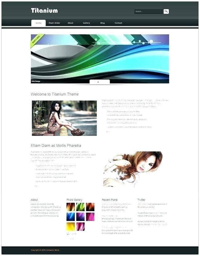 Responsive Web Templates For Dreamweaver