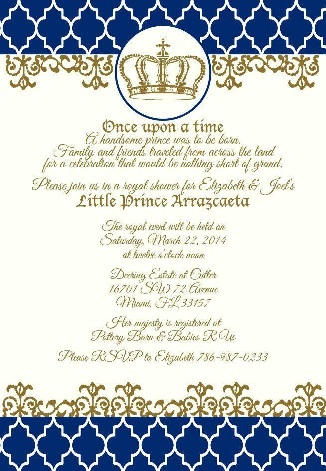 Royal Wedding Invitation Template Ks1