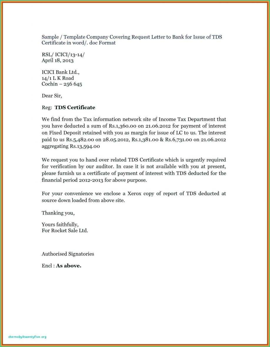 Salary Loan Request Letter Template