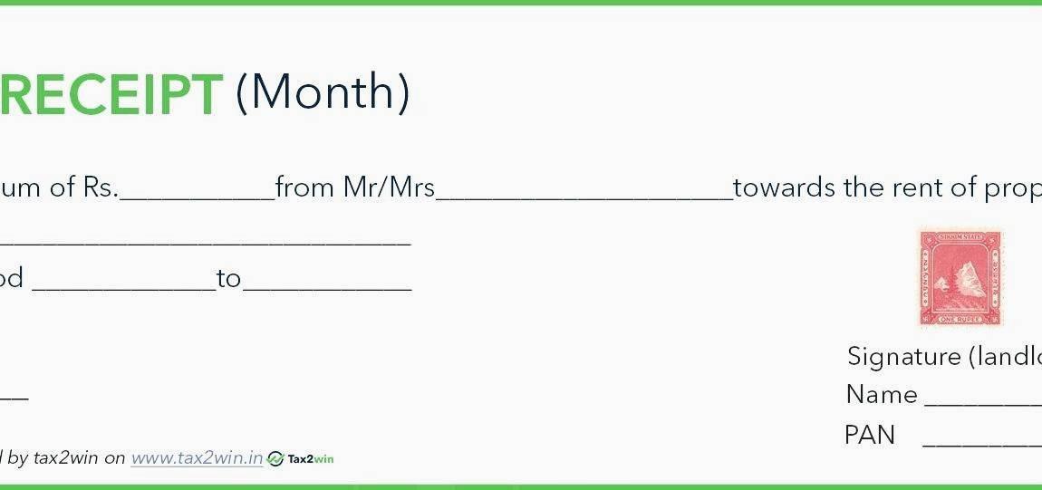 Sales Receipt Template Free Microsoft Word