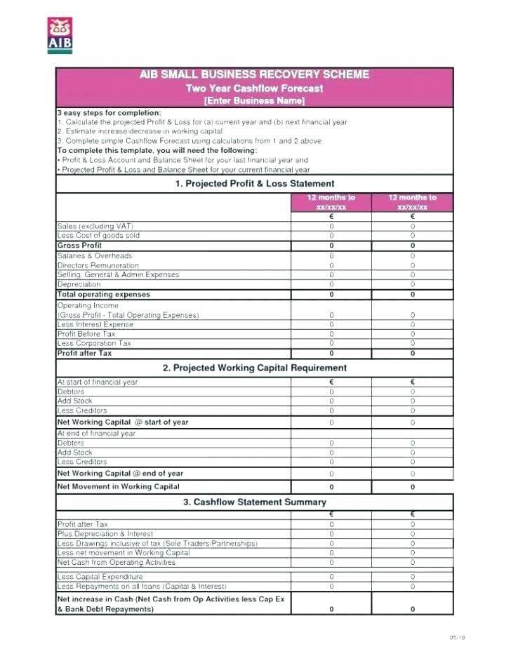 Sales Revenue Report Template Excel