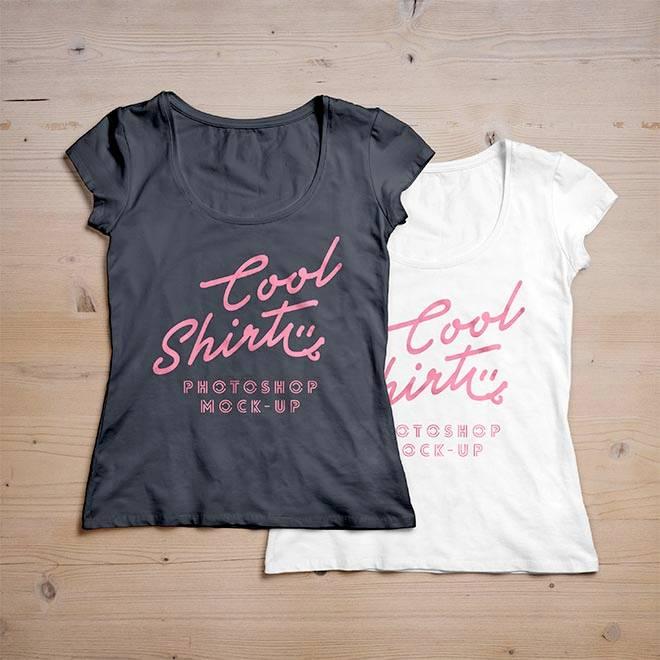 Shirt Mockup Templates Download