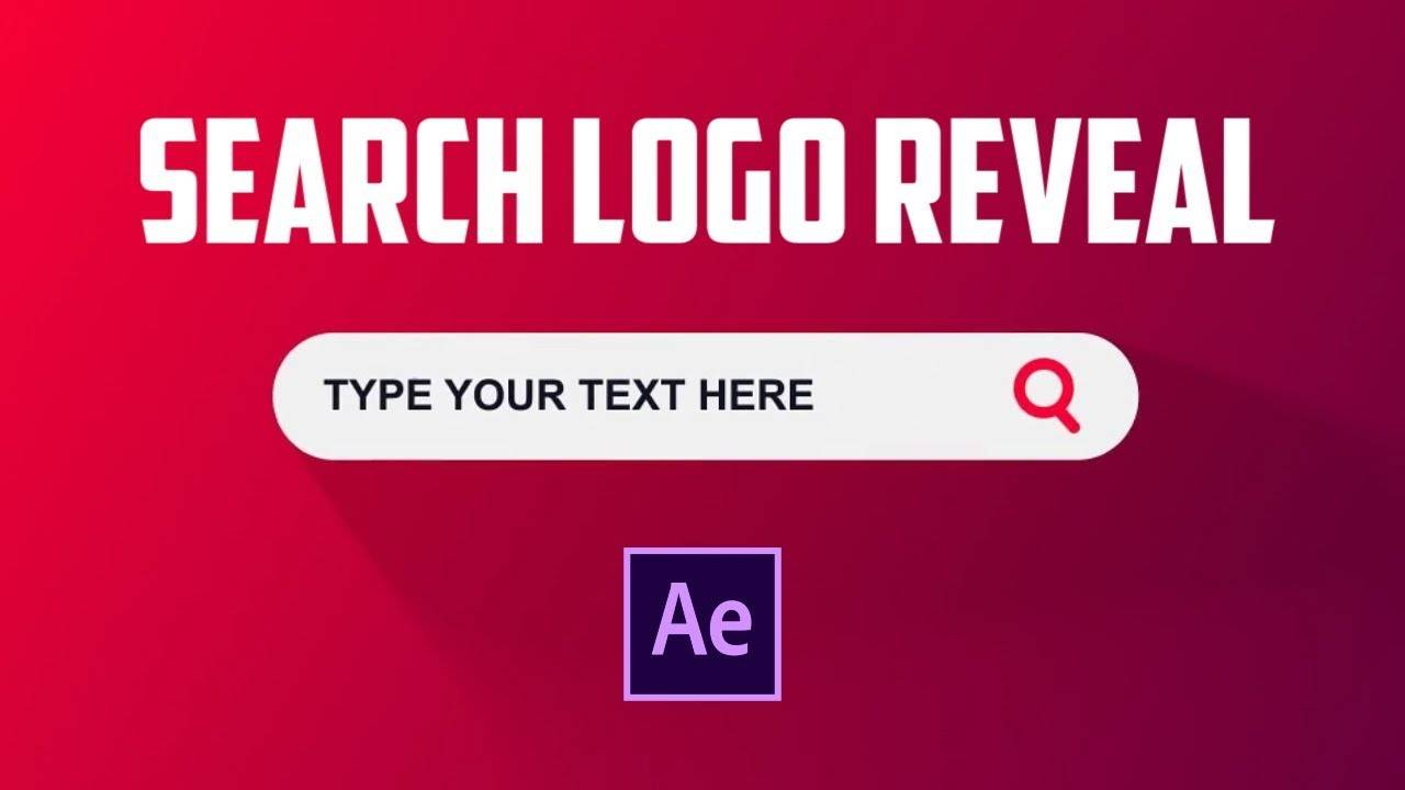 Simple Logo Reveal After Effects Template Free Download
