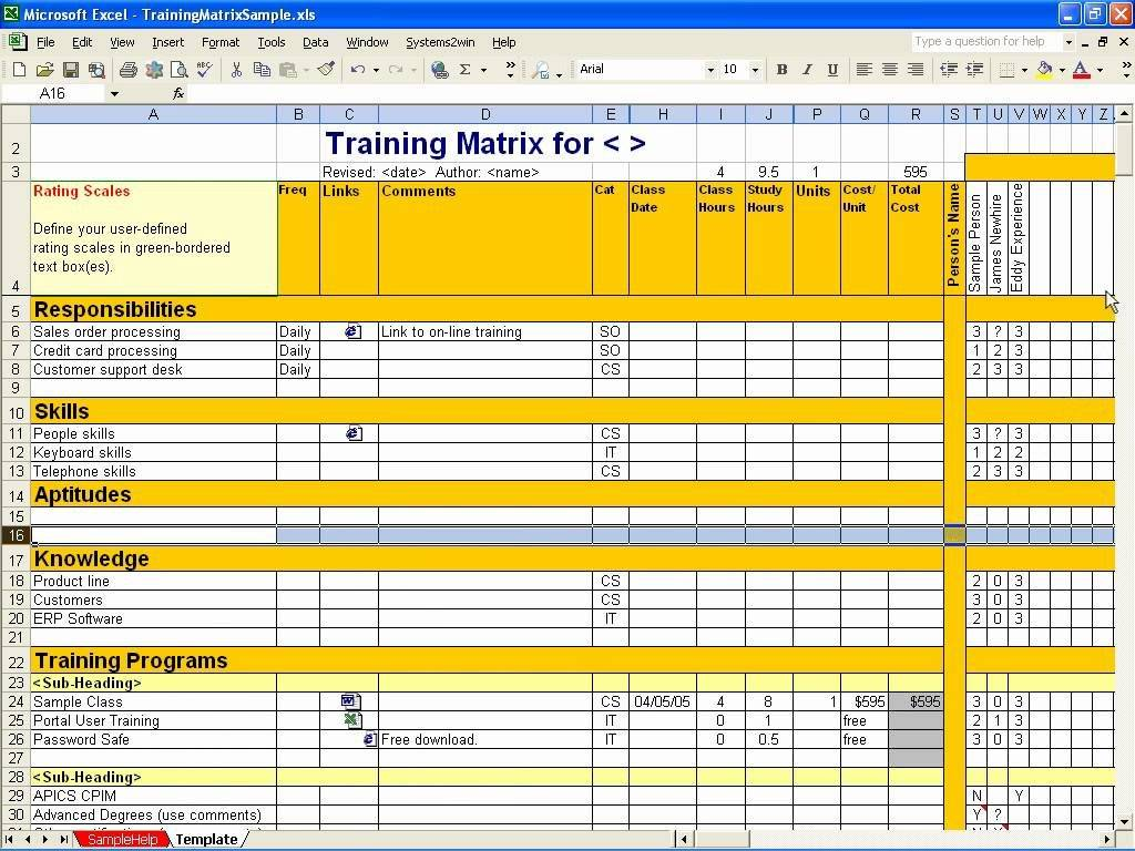 Simple Payroll Template Free Download