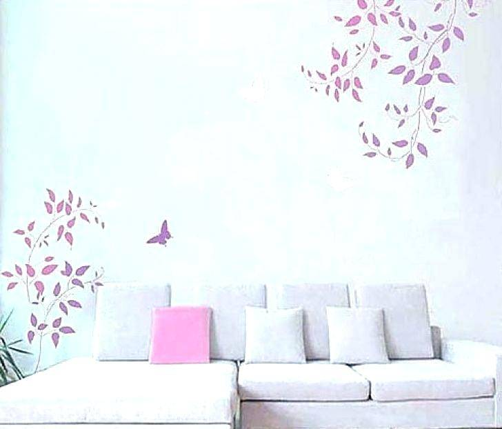 Stencil Designs For Walls Asian Paints