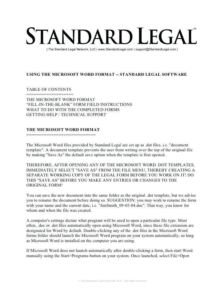 Template For Power Of Attorney Canada