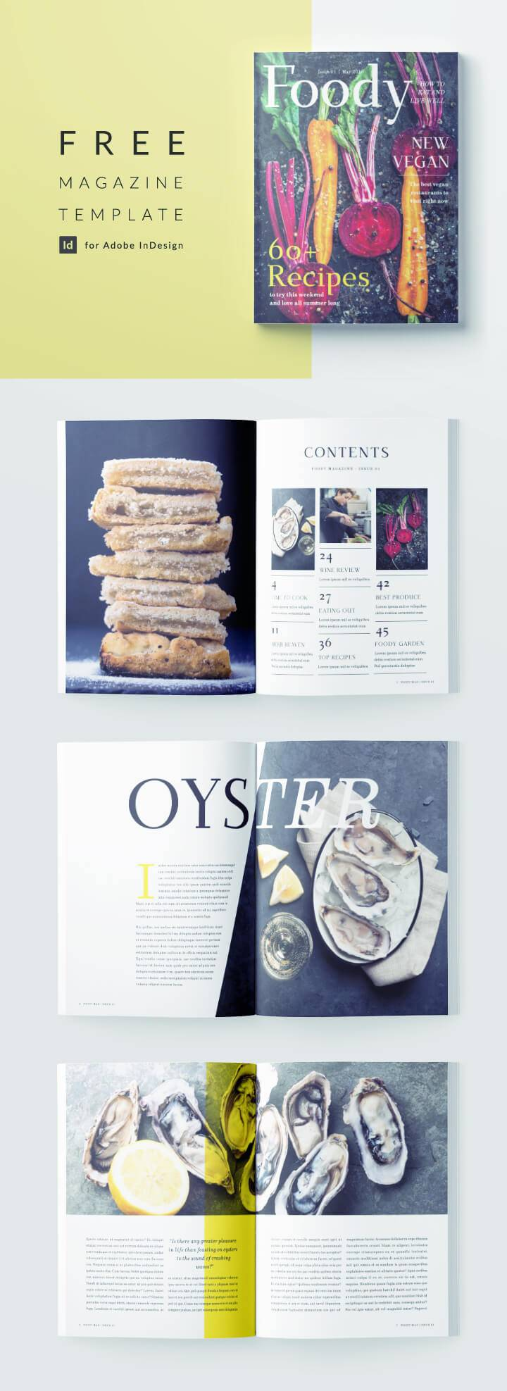 Template Indesign Free Download