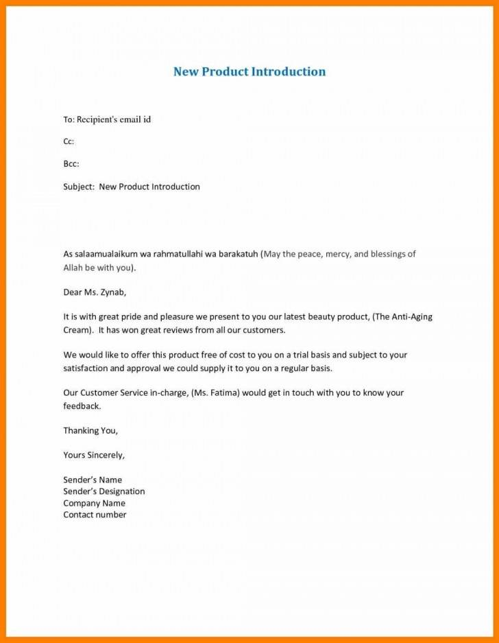 Templates Of Professional Emails