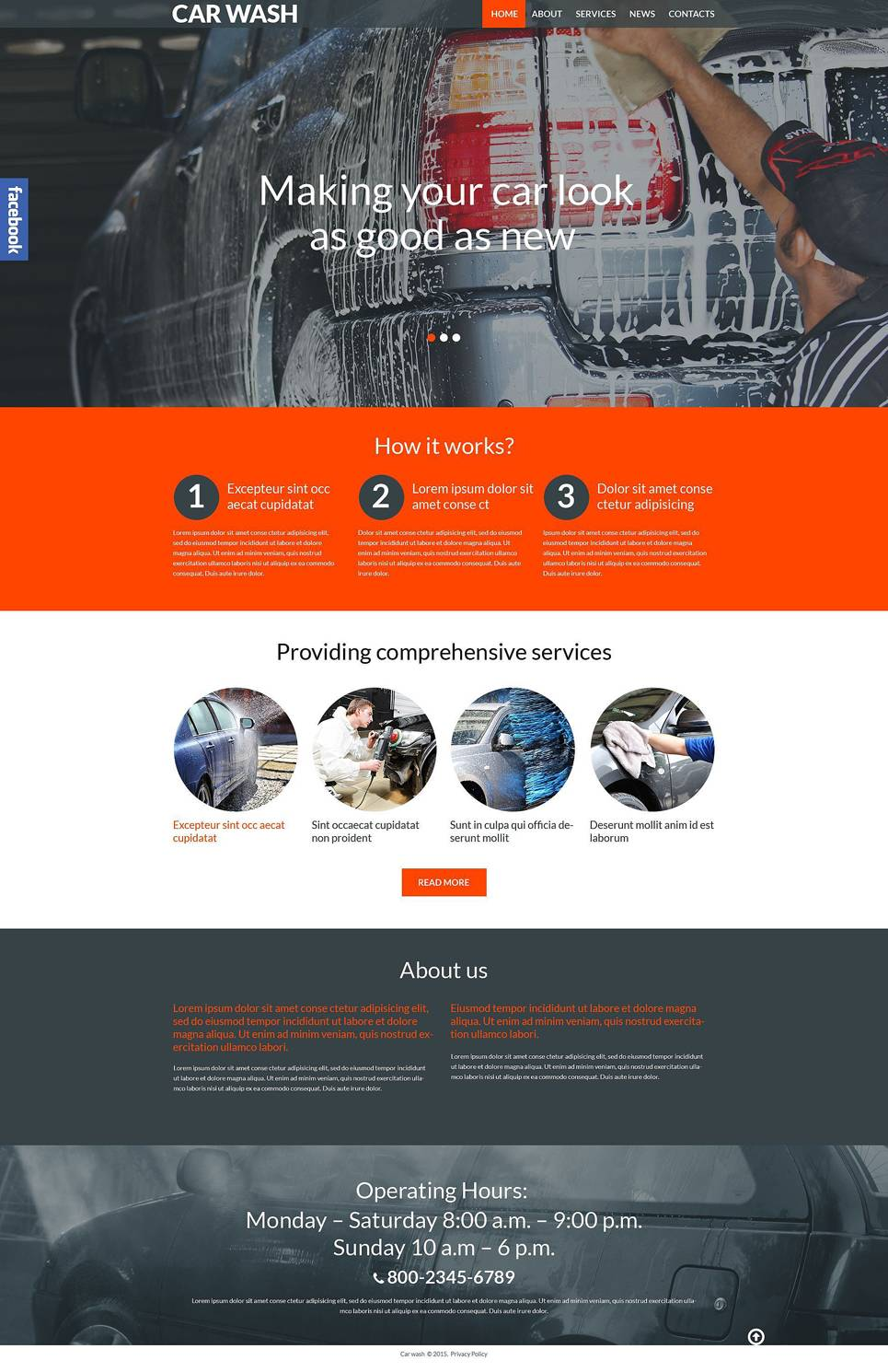 Theme Wordpress Responsive Nulled