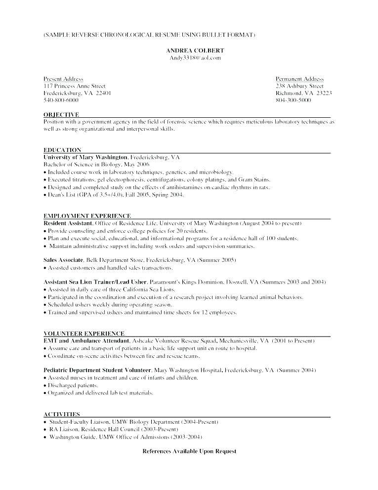 Traditional Resume Template Free - Resumes #MTYzMA | Resume ...