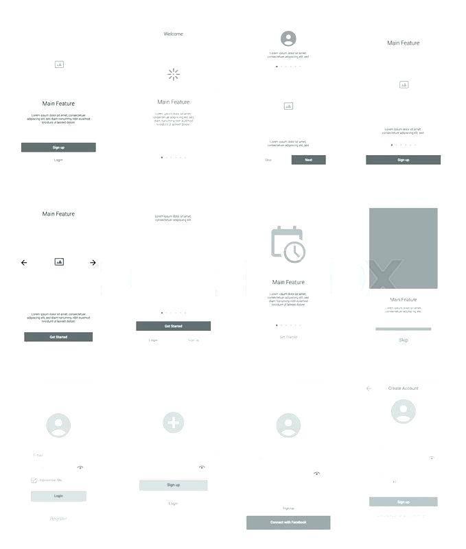 Visio Template For Website Design