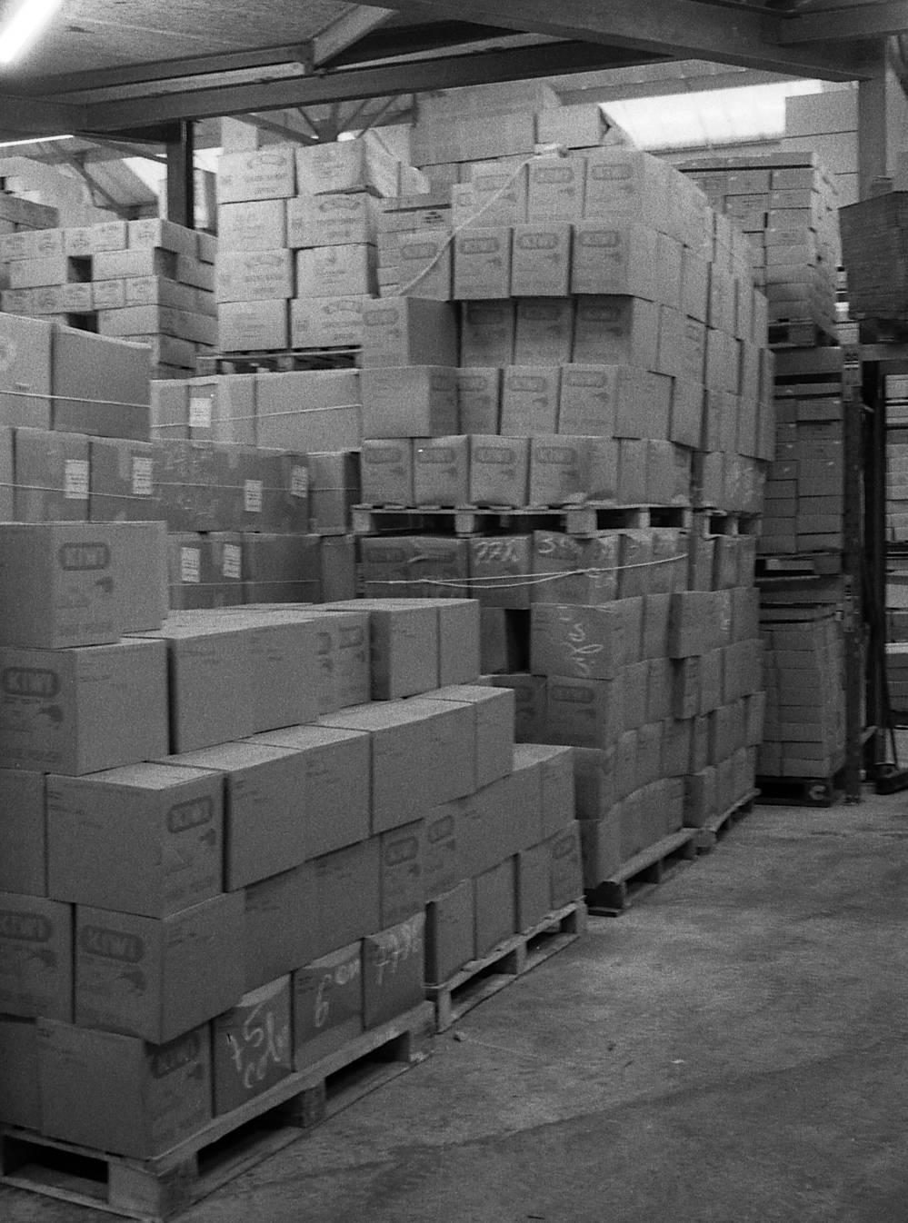 Warehouse Storage Agreement Template Uk