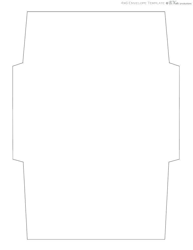 Wedding Envelope Label Templates