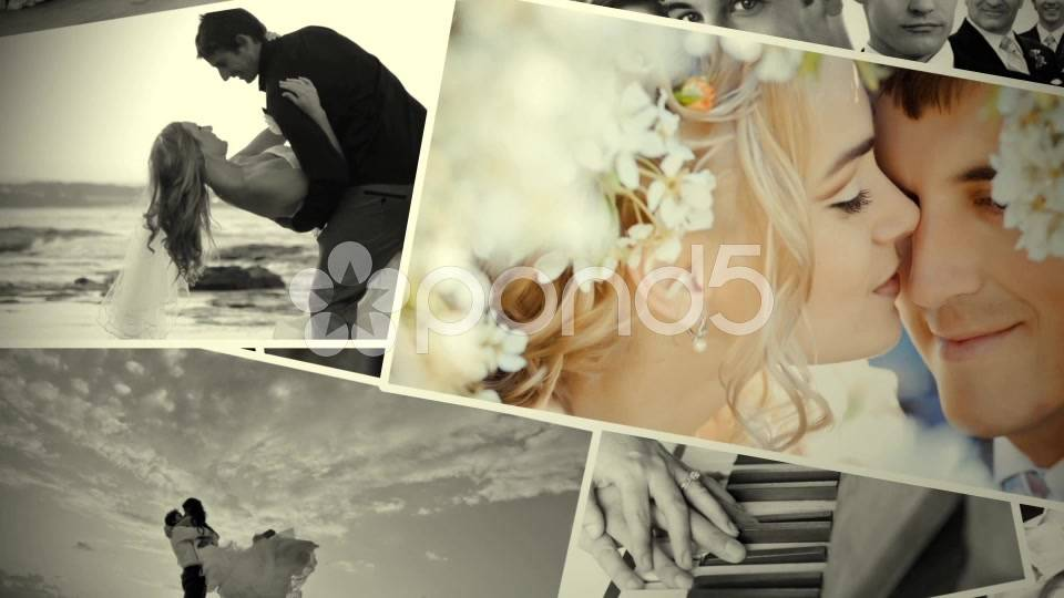 Wedding Slideshow Templates After Effects