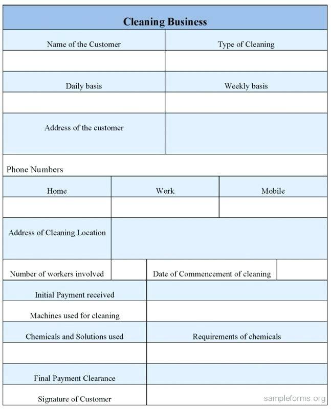 Window Cleaning Contract Template Uk