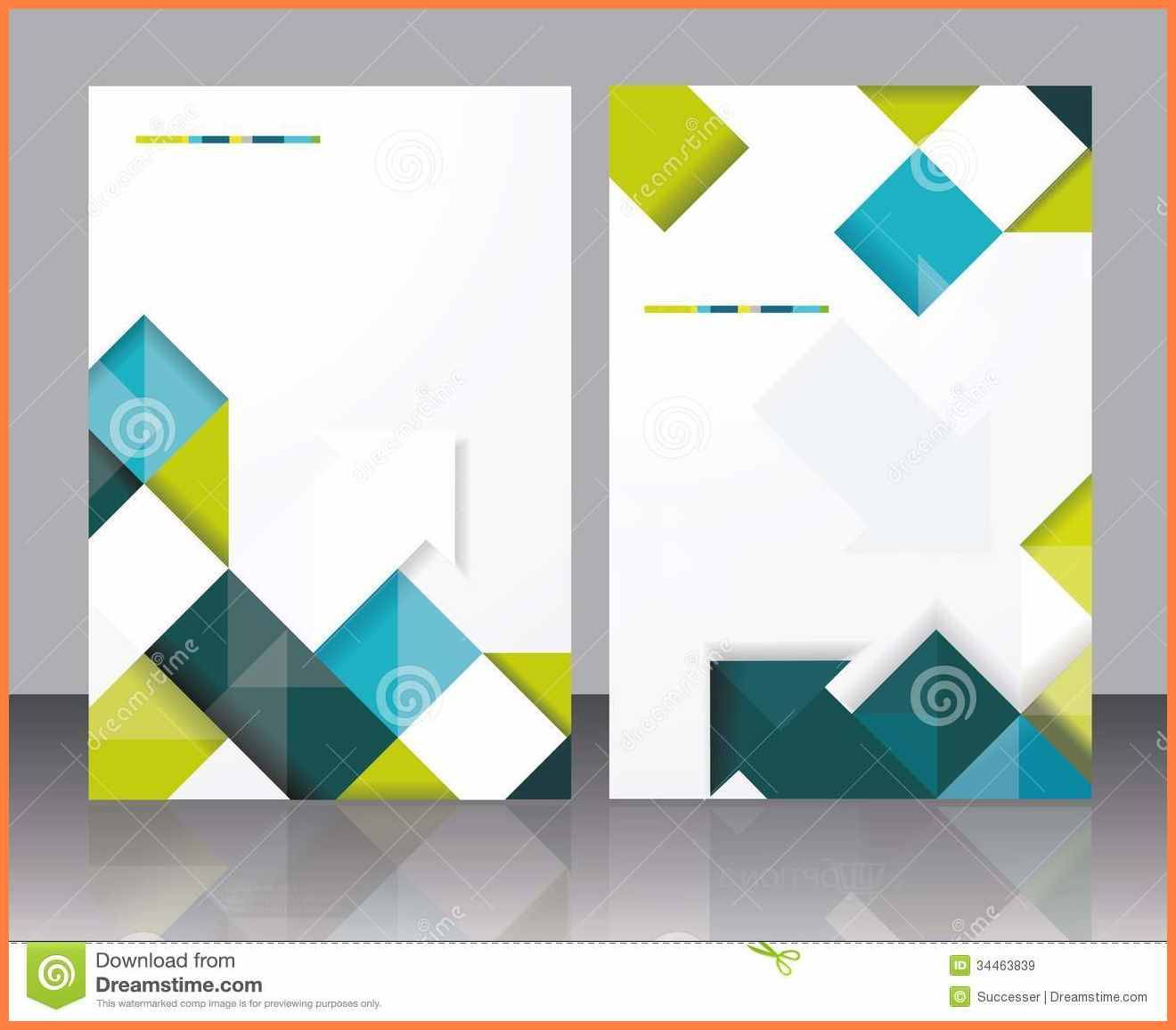 Word Booklet Templates