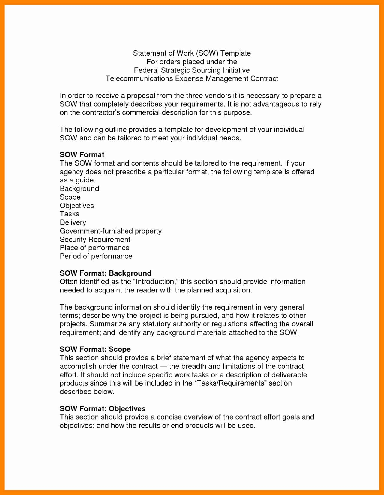 Work Contract Template Pdf