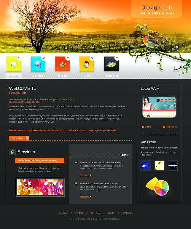 Xara Web Designer 12 Templates - Templates #MTU3Njg4 Resume