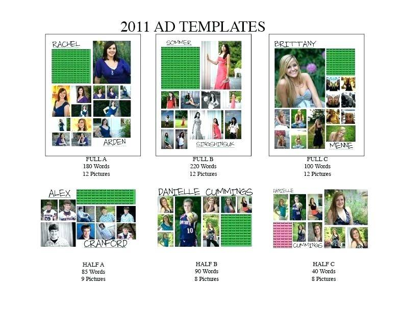 Yearbook Layout Templates Indesign